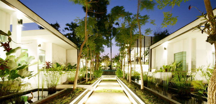 Foresta Boutique Resort Hotel Dog Friendly hua hin that allows